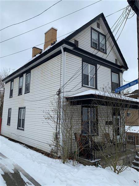 8 Marena Street, Elliott, PA 15220 (MLS #1487108) :: Hanlon-Malush Team