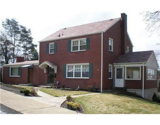 3402 Cherry St, West Mifflin, PA 15122 (MLS #1487354) :: Dave Tumpa Team