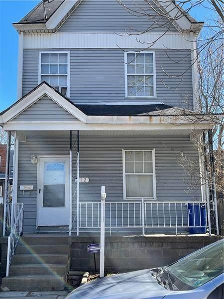 512 N Euclid Ave, East Liberty, PA 15206 (MLS #1488384) :: Dave Tumpa Team
