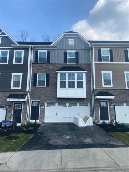 406 Greenwood Drive, Canonsburg, PA 15317 (MLS #1493092) :: Broadview Realty