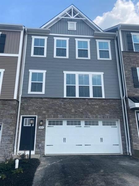 410 Greenwood Drive, Canonsburg, PA 15317 (MLS #1493119) :: Broadview Realty