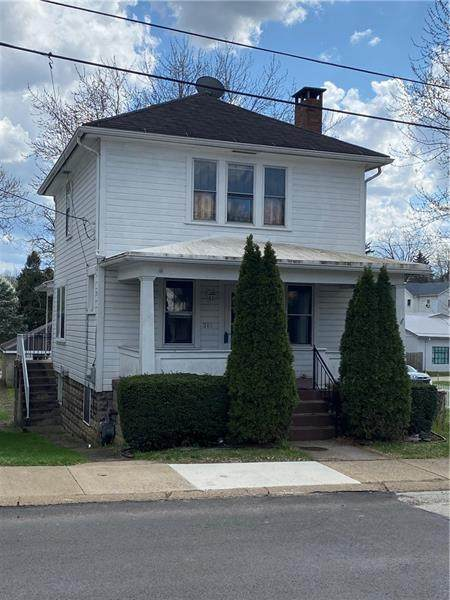 318 Kenneth St, City Of Greensburg, PA 15601 (MLS #1493489) :: Broadview Realty