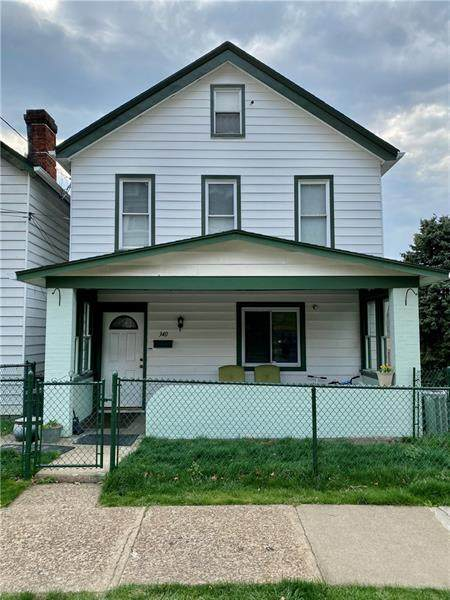 340 Erie Ave, Glassport, PA 15045 (MLS #1494039) :: Dave Tumpa Team