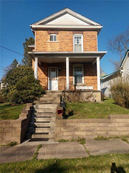 1601 Thorpe St, New Castle/5Th, PA 16101 (MLS #1494151) :: Broadview Realty