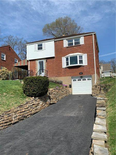 1161 Varner, Whitehall, PA 15227 (MLS #1494285) :: Broadview Realty