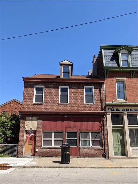 805 E Carson, South Side, PA 15203 (MLS #1496382) :: Broadview Realty