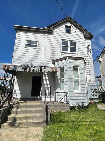 261 Locust Ave, City Of Washington, PA 15301 (MLS #1499107) :: Broadview Realty