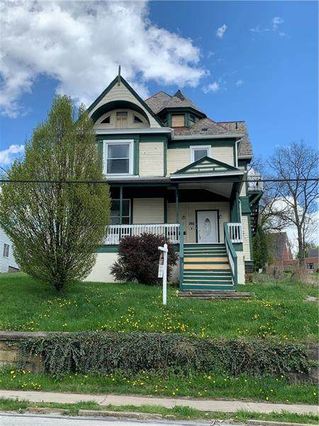 266 Locust Ave, City Of Washington, PA 15301 (MLS #1499164) :: Broadview Realty