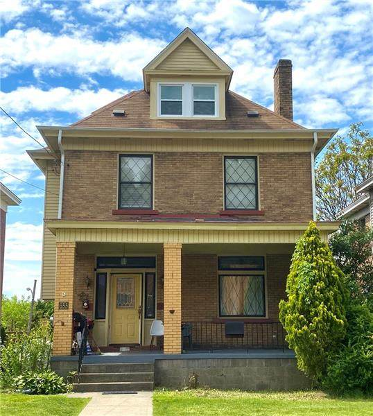 655 Means Ave, Bellevue, PA 15202 (MLS #1500947) :: Dave Tumpa Team