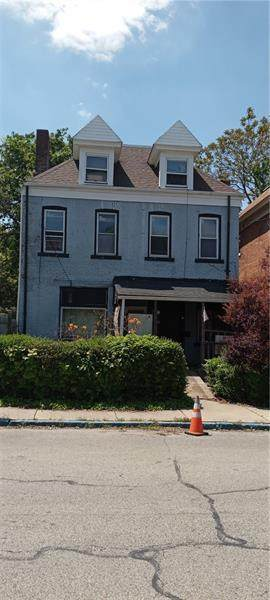 116 Auburn Street, East Liberty, PA 15206 (MLS #1501045) :: Dave Tumpa Team