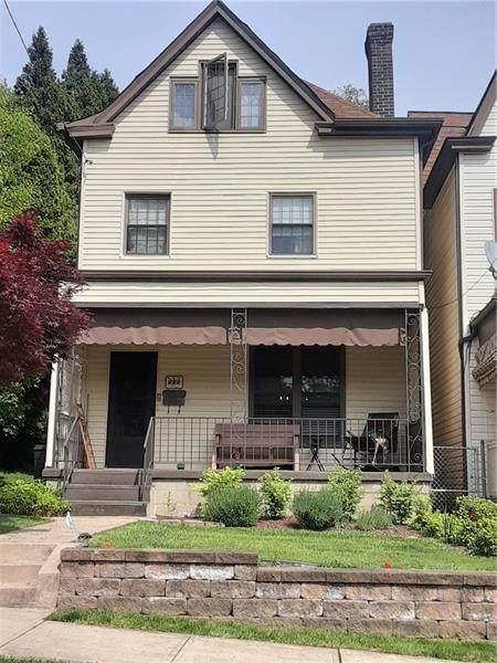 222 7th Street, Oakmont, PA 15139 (MLS #1502354) :: Broadview Realty