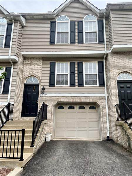 209 Katerina, Center Twp - Bea, PA 15061 (MLS #1505622) :: Broadview Realty
