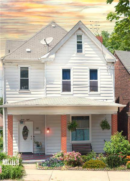38 Exeter Street, Greenfield, PA 15217 (MLS #1505742) :: Dave Tumpa Team