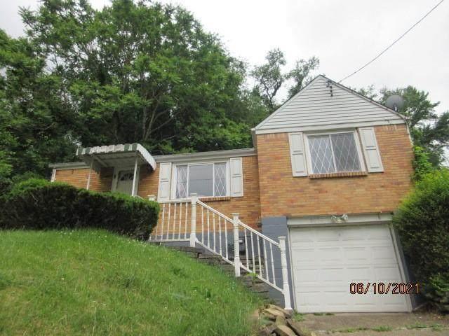 8030 Lincoln Rd, Penn Hills, PA 15147 (MLS #1505824) :: Dave Tumpa Team