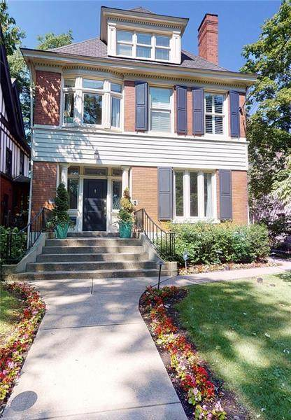 1172 Murray Hill, Squirrel Hill, PA 15217 (MLS #1505983) :: The SAYHAY Team