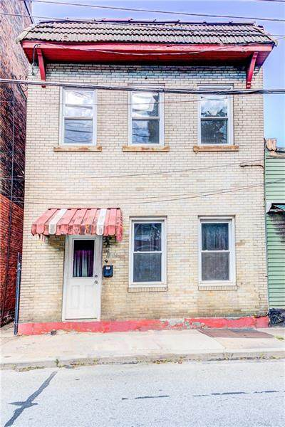 1403 Sarah St, South Side, PA 15203 (MLS #1506451) :: The SAYHAY Team