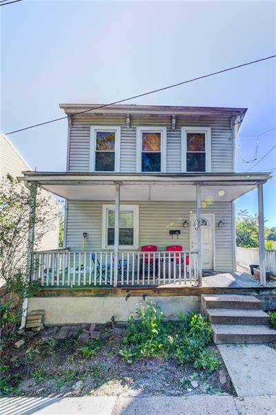 2709 Josephine St, South Side, PA 15203 (MLS #1506628) :: The SAYHAY Team