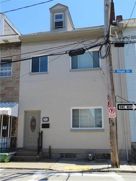 343 Pearl Street, Bloomfield, PA 15224 (MLS #1508292) :: Broadview Realty