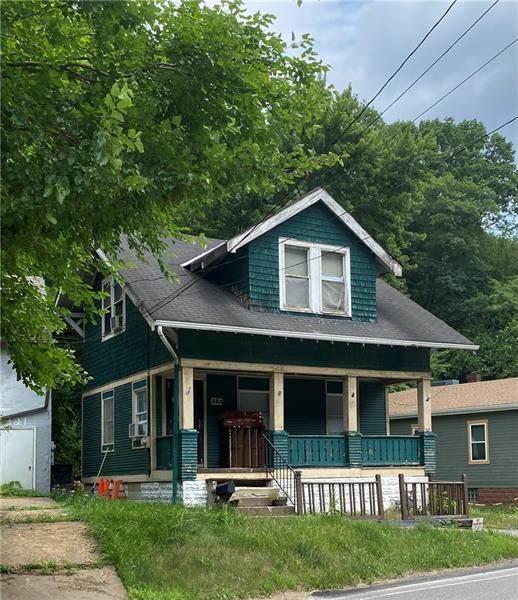323 Camp Horne Road, Kilbuck Twp, PA 15202 (MLS #1509691) :: Dave Tumpa Team
