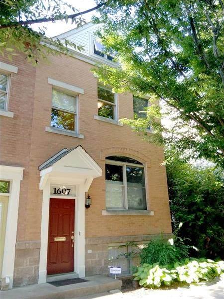 1607 Merriman Ct., South Side, PA 15203 (MLS #1510546) :: Broadview Realty