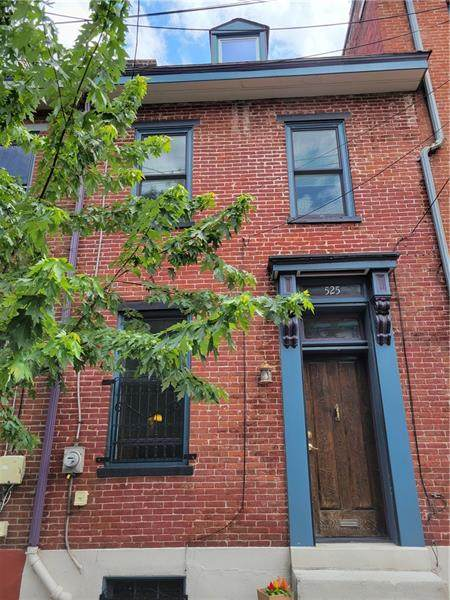 525 N Taylor Ave, Central North Side, PA 15212 (MLS #1510916) :: Broadview Realty
