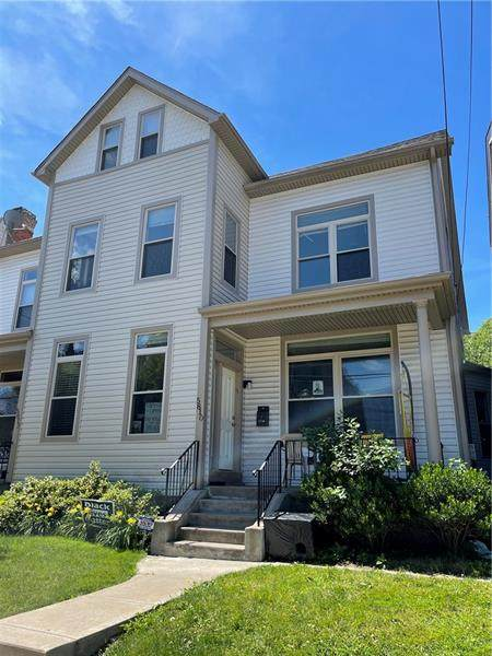5810 Rippey St, East Liberty, PA 15206 (MLS #1510986) :: Dave Tumpa Team