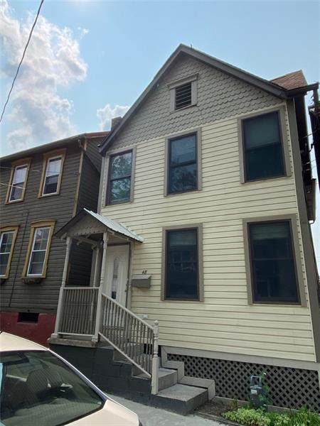 48 Union Street, Uniontown, PA 15401 (MLS #1512478) :: Broadview Realty