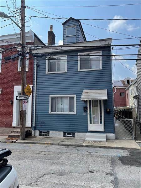 1708 Carey Way, South Side, PA 15203 (MLS #1512715) :: Broadview Realty