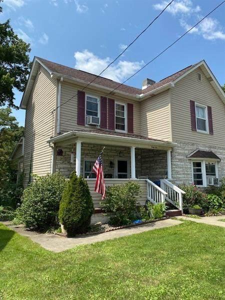 45 Dinsmore Avenue, Burgettstown Boro, PA 15021 (MLS #1513097) :: Dave Tumpa Team
