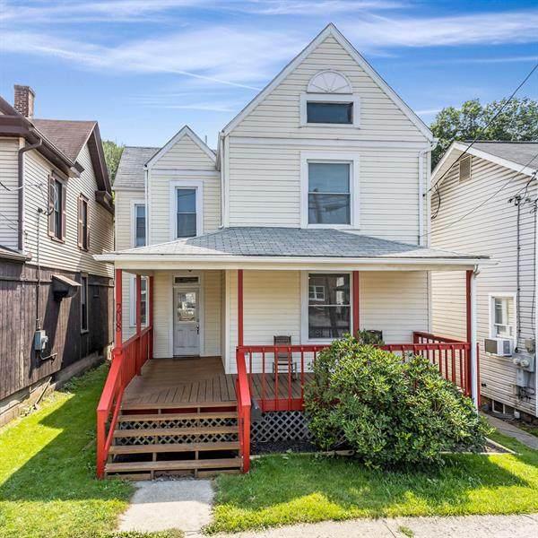 208 S Washington Street, Evans City Boro, PA 16033 (MLS #1513284) :: Broadview Realty