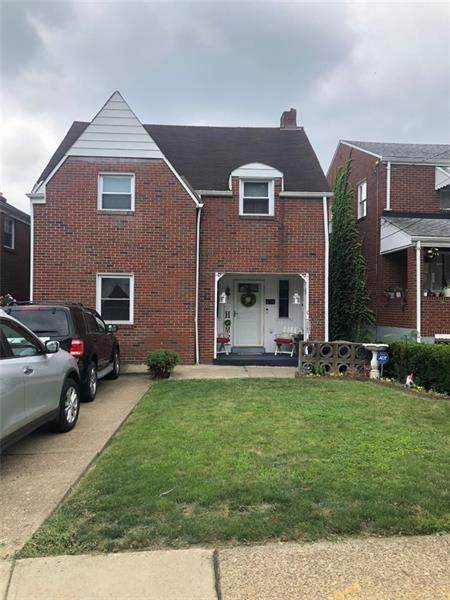 654 Dunster St., Brookline, PA 15226 (MLS #1513327) :: Broadview Realty