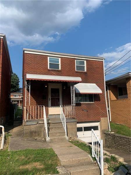 2313 Harrison St, Mckeesport, PA 15132 (MLS #1513396) :: Broadview Realty
