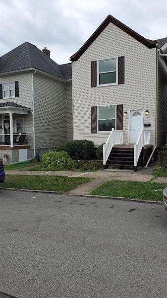 530 Chestnut St, City Of Greensburg, PA 15601 (MLS #1513423) :: Broadview Realty