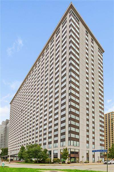 320 Fort Duquesne Blvd 4K, Downtown Pgh, PA 15222 (MLS #1519094) :: Dave Tumpa Team