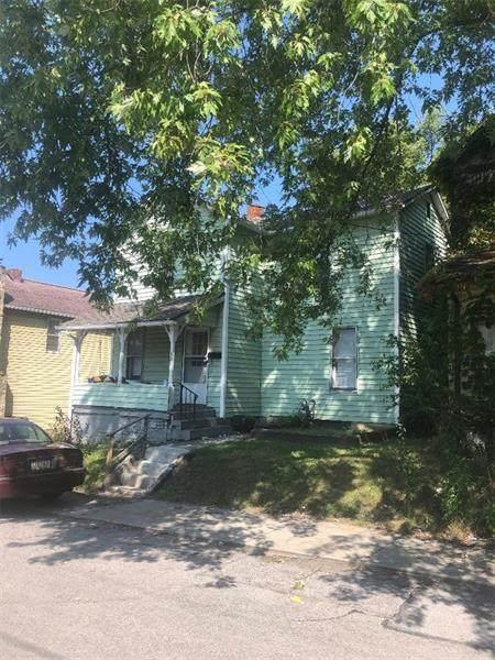 501 Friendship St, New Castle/5Th, PA 16101 (MLS #1521879) :: Dave Tumpa Team