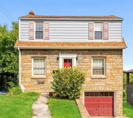 943 Goldenrod, Lincoln Place, PA 15120 (MLS #1521910) :: Dave Tumpa Team