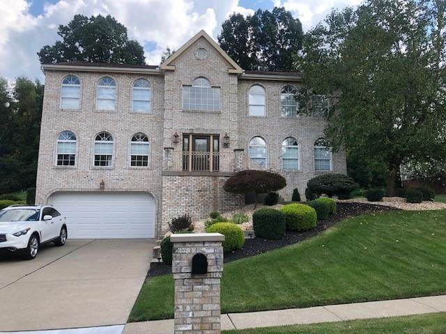 810 Windover Dr, Oakdale, PA 15071 (MLS #1522261) :: The SAYHAY Team