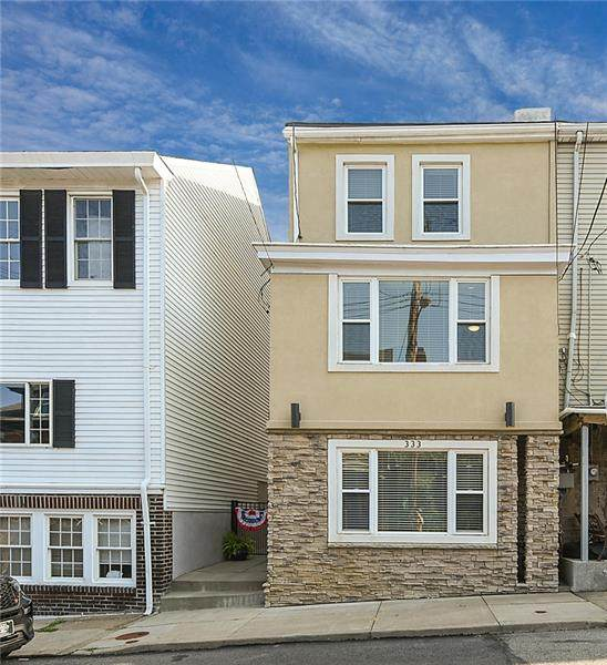 333 44th St And 340 Service Way, Lawrenceville, PA 15201 (MLS #1522357) :: The SAYHAY Team