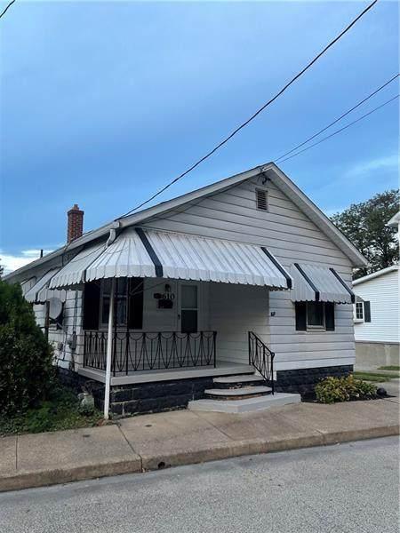 610 Miller Street, Latrobe, PA 15650 (MLS #1522725) :: Dave Tumpa Team