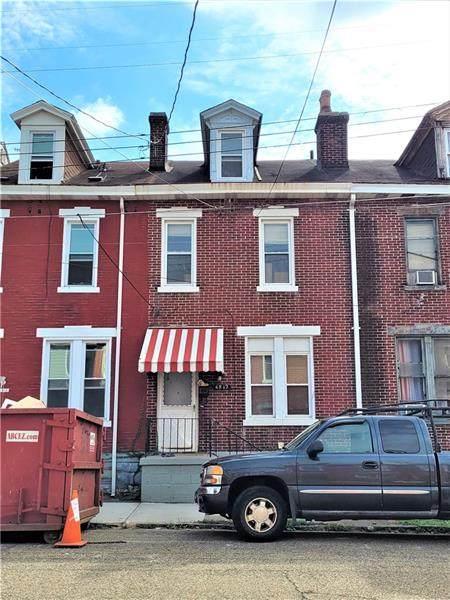 4812 Dearborn, Garfield, PA 15224 (MLS #1522820) :: Dave Tumpa Team