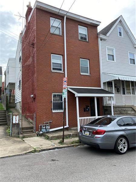 415 Ella Street, Bloomfield, PA 15224 (MLS #1522905) :: Dave Tumpa Team