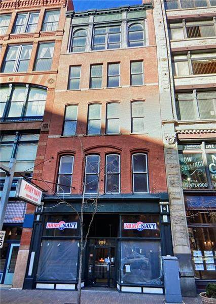 909 Liberty Ave., Downtown Pgh, PA 15222 (MLS #1524289) :: The SAYHAY Team
