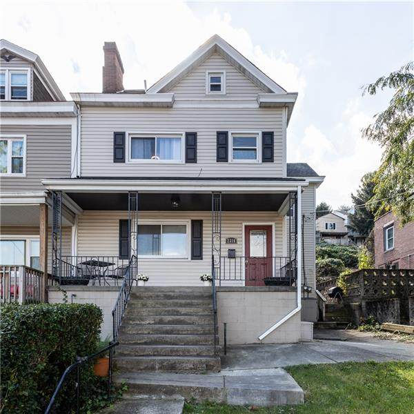 2316 Mission St, South Side, PA 15203 (MLS #1525705) :: Dave Tumpa Team