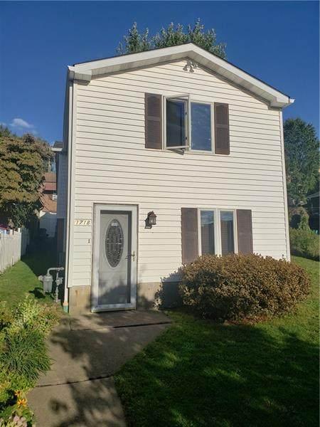 1718 Beaver Rd., Ambridge, PA 15003 (MLS #1525982) :: Dave Tumpa Team