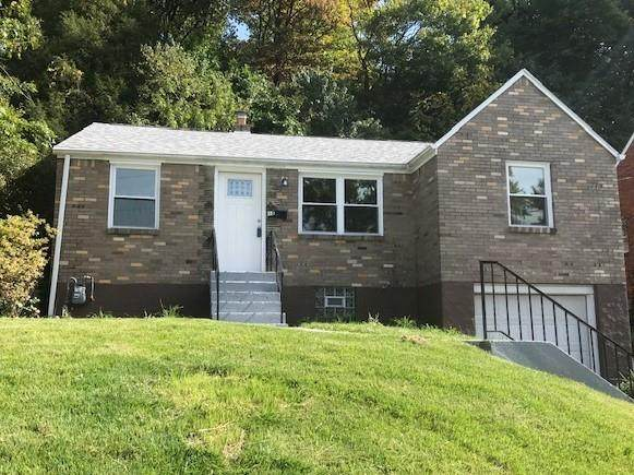 18 Meadowbrook Ave, City Of Greensburg, PA 15601 (MLS #1525996) :: Dave Tumpa Team