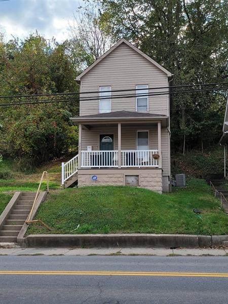 323 Euclid Ave, Canonsburg, PA 15317 (MLS #1526401) :: Dave Tumpa Team