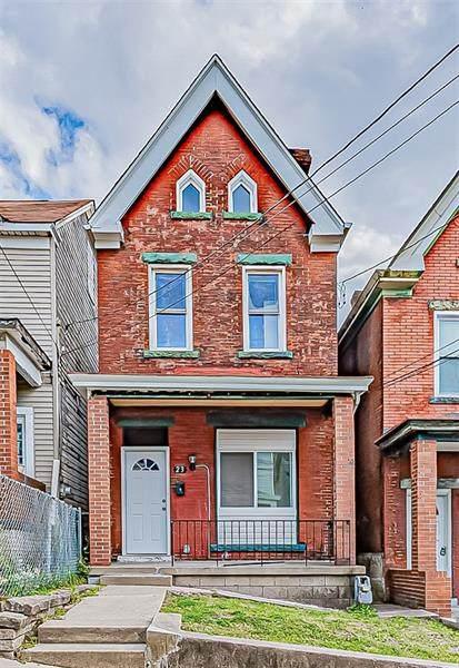 23 Millbridge St, Allentown, PA 15210 (MLS #1526525) :: Broadview Realty