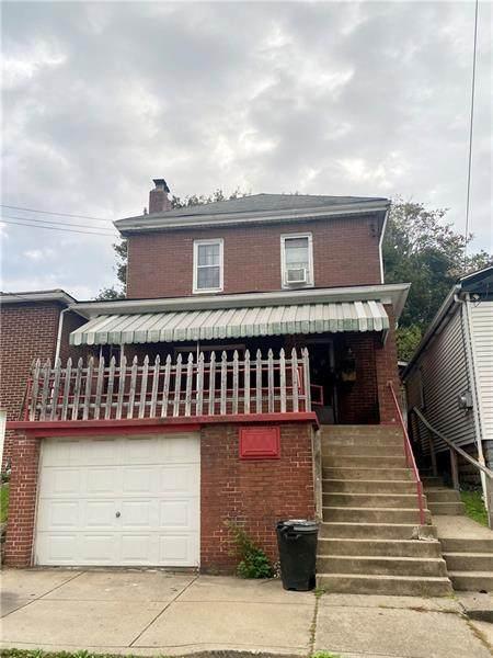 422 George St, Turtle Creek, PA 15145 (MLS #1526574) :: Broadview Realty