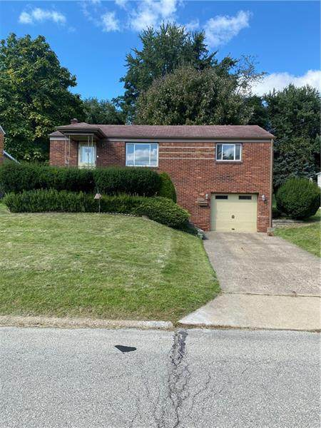 3648 Valewood, Munhall, PA 15120 (MLS #1526664) :: Broadview Realty