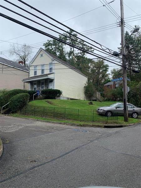 4602 Coleridge Street, Stanton Heights, PA 15201 (MLS #1526680) :: Broadview Realty